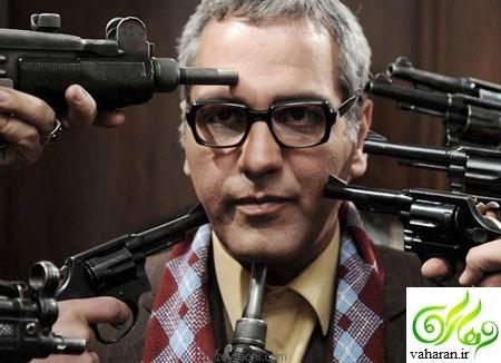 تهدید شدن مهران مدیری توسط فدراسیون جهانی IFBB