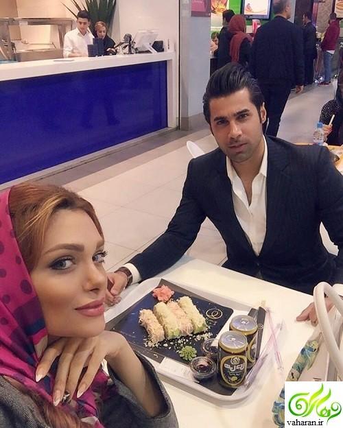 محرومیت محسن فروزان به خاطر همسرش! + عکس های محسن فروزان و همسرش