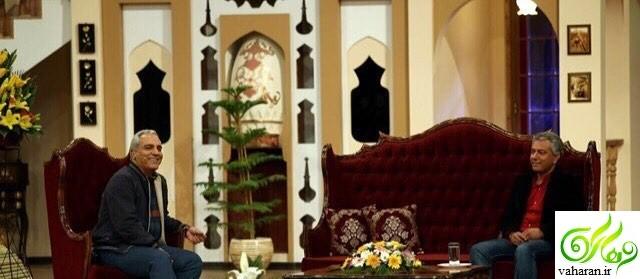 محمدرضا هدایتی در دورهمی 10 اردیبهشت 96 + بیوگرافی