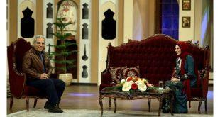 مریم معصومی در دورهمی 6 خرداد 96 + بیوگرافی و عکس های جدید
