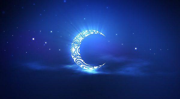 وضعیت رویت هلال ماه رمضان 96