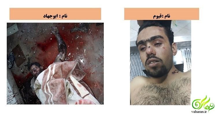 انتشار عکس و هویت عوامل حوادث تهران خرداد 96
