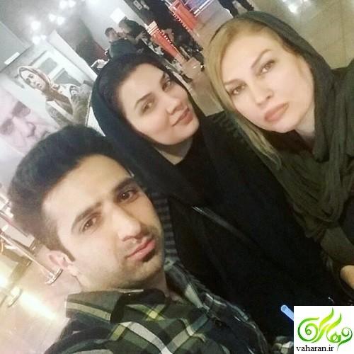 بیوگرافی پریچهر مشرفی بازیگر نقش پریسا منشی شرکت در سریال عاشقانه + عکس