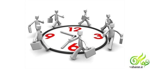 تغییر ساعت کاری ادارات تیر 96 در این استان ها