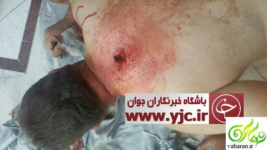 تیراندازی در حرم امام 17 خرداد 96 + جزئیات کامل