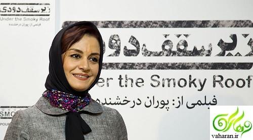 جدیدترین عکس های بازیگران در اکران فیلم زیر سقف دودی خرداد 96