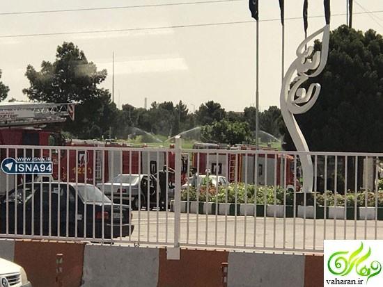 جزئیات خبر تیراندازی در حرم امام خرداد 96