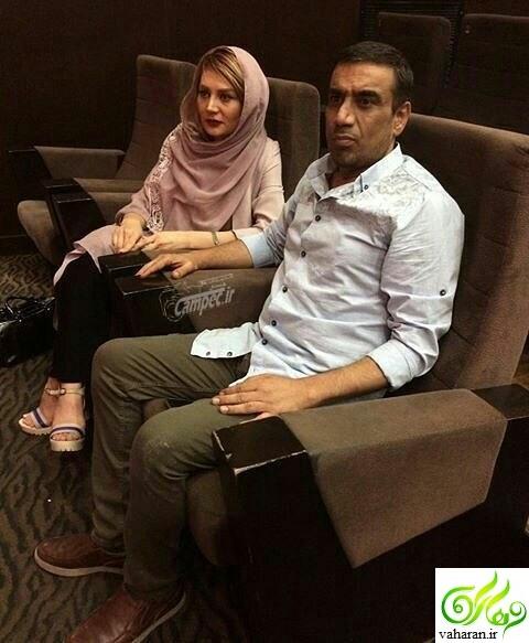 جزییات ازدواج دوم نصرالله رادش از زبان خودش + عکس همسر دومش
