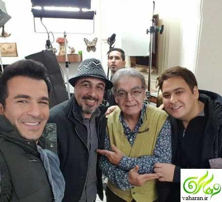 حمید لولایی در سریال پنچری + عکس بازیگران و خلاصه داستان