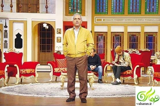 خداحافظی مهران مدیری از دورهمی و آغاز ساخت سریال جدید برای تلویزیون