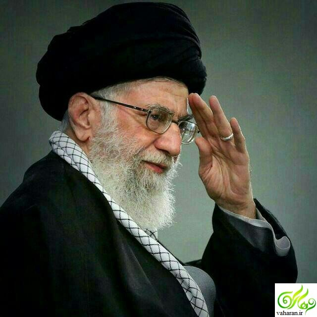 پوستر عید فطر ۹۶ رهبر انقلاب رونمایی شد + عکس