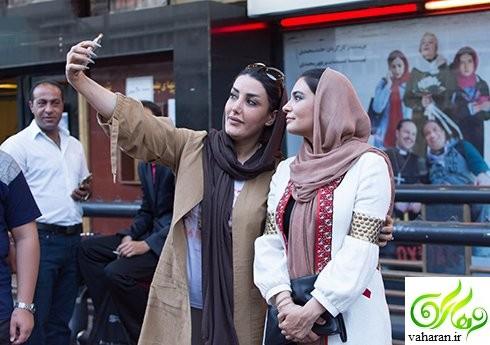 عکس های بازیگران در اکران فیلم اکسیدان تیر 96