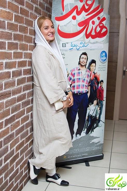 عکس های بازیگران در اکران نهنگ عنبر 2 در سال 96