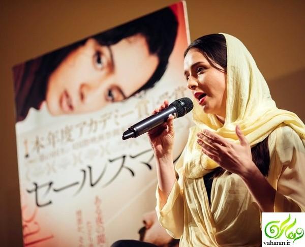عکس های ترانه علیدوستی در ژاپن