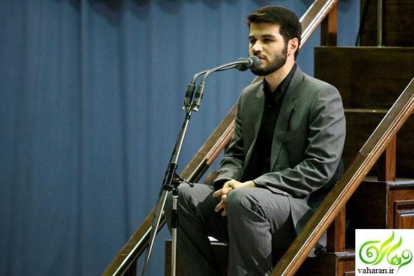 قرائت اشعار سیاسی در نماز عید فطر 96 علیه روحانی + دانلود فیلم