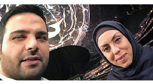 ماه عسل نرگس کلباسی زنده پخش نشد + توضیح احسان علیخانی