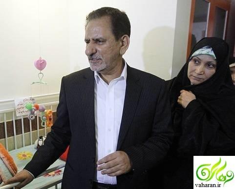 چهره های سیاسی ایرانی و همسرانشان + عکس و بیوگرافی