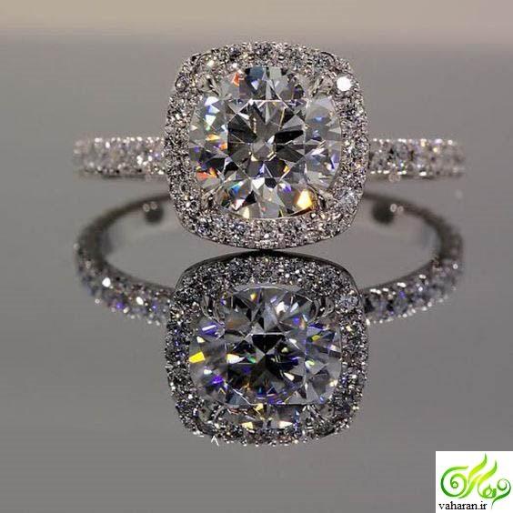 گران ترین و شیک ترین مدل حلقه ازدواج + قیمت