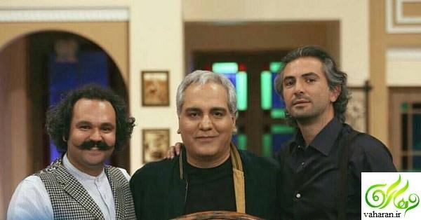 گروه دنگ شو در دورهمی ۲۰ خرداد ۹۶ + بیوگرافی
