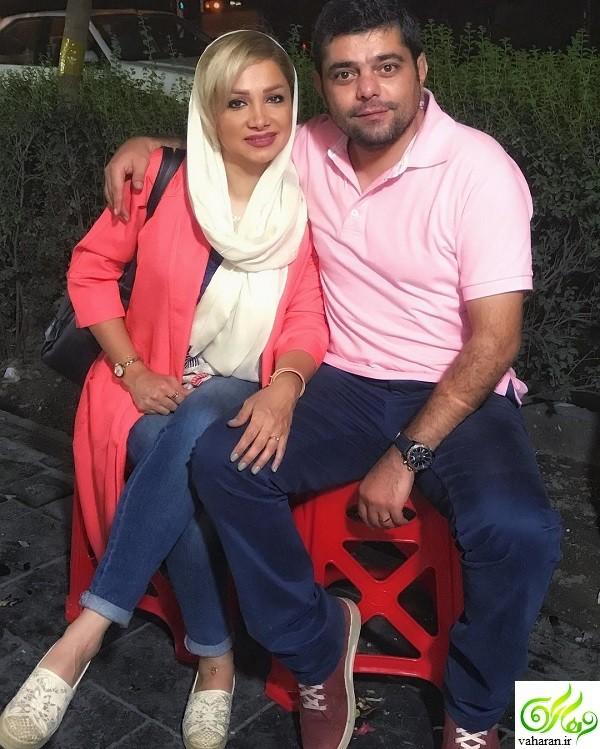ازدواج شاهد احمدلو در سال 96 + عکس های همسرش و بیوگرافی
