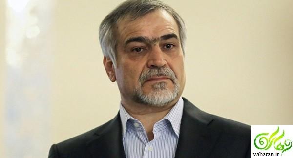 بازداشت حسین فریدون برادر روحانی + جزئیات و بیوگرافی