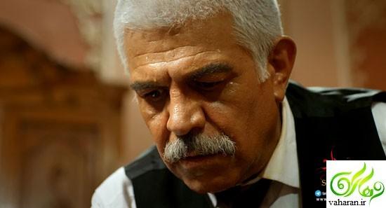 بستری شدن پرویز فلاحی پور در بیمارستان شهریور 96