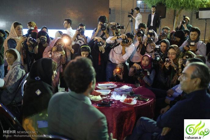جدیدترین عکس های بازیگران در سومین جشن عکاسان سینمای ایران تیر 96