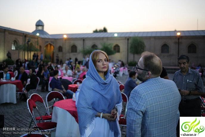 جدیدترین عکس های بازیگران در سومین جشن عکاسان سینمای ایران تیر ۹۶