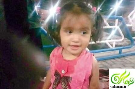 جزئیات کامل گم شدن ملیکا دختر 18 ماهه مشهدی