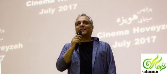 حاشیه های داغ حضور مهران مدیری در مشهد مرداد 96 + عکس و فیلم