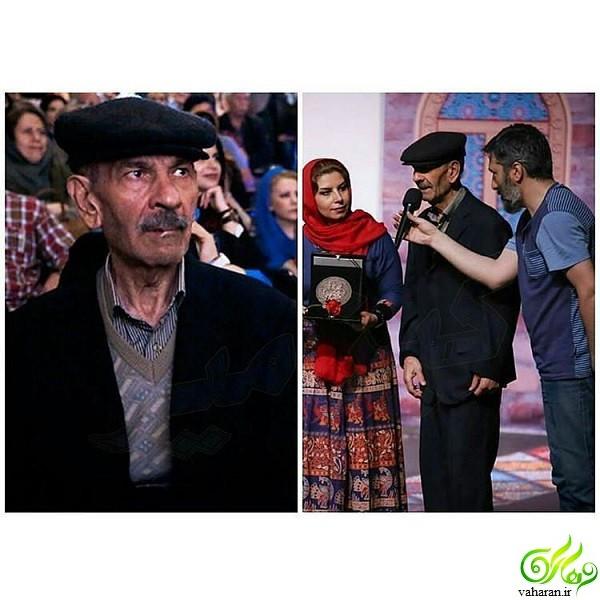 خبر درگذشت فردوس کاویانی در سال ۹۶ و واکنش همسرش