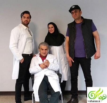 سریال در جستجوی آرامش شبکه تهران + بازیگران و داستان و عکس و زمان پخش