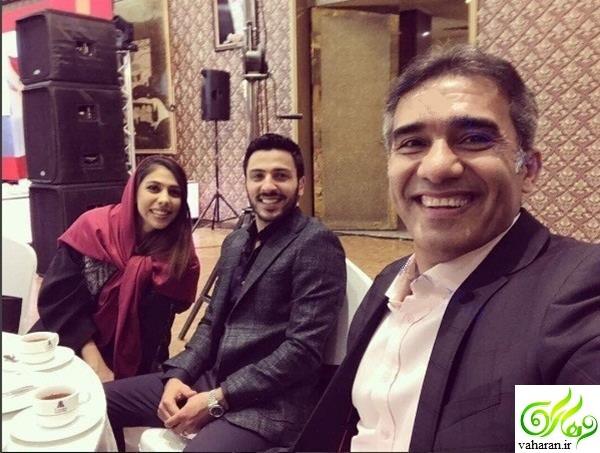 سوءاستفاده از دختر و داماد عابدزاده + عکس دختر و دامادش