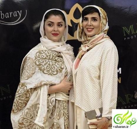 عکس های جدید بازیگران زن ایرانی در یک سالن آرایش