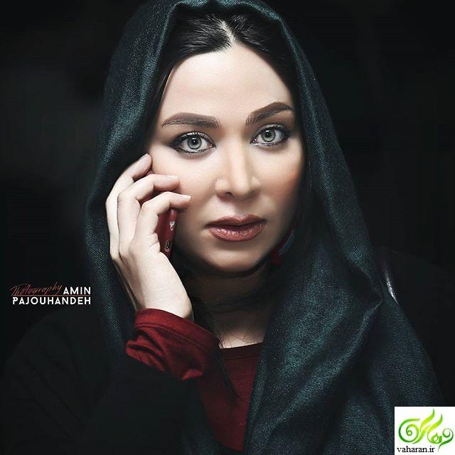 عکس های جدید فقیهه سلطانی و دخترش + عکس دختر ناتنی اش