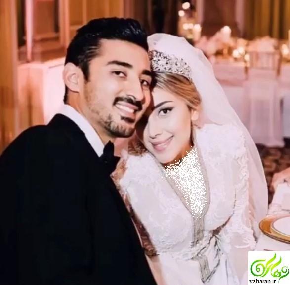 عکس های مراسم ازدواج رضا قوچان نژاد و سروین بیات در هلند سال 96