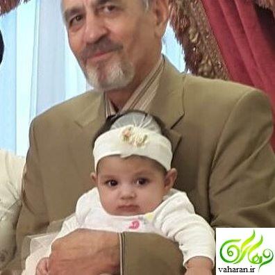عکس دیده نشده از پدر یکتا ناصر در سال 96 + عکس های جدید یکتا ناصر 96