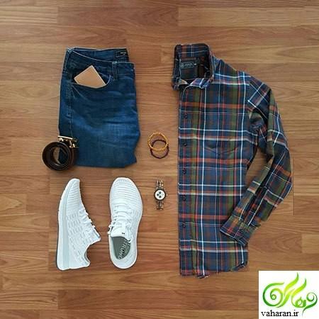 مدلهای جدید ست لباس مردانه تابستانی ۹۶ را ببینید