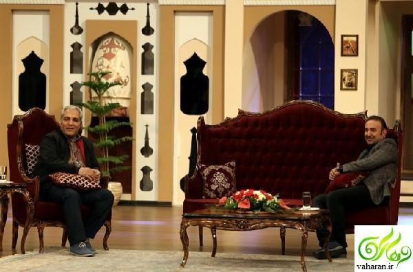 مهران احمدی در دورهمی ۱۰ تیر ۹۶ + بیوگرافی