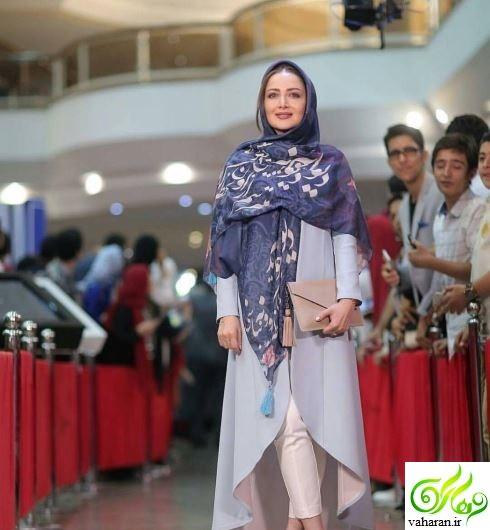 فرش قرمز جشن حافظ ۹۶ + عکس بازیگران در جشن حافظ ۹۶