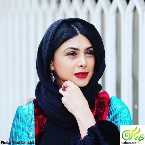 بیوگرافی آزاده صمدی  (مصاحبه و عکس جدید)