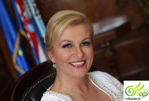 بیوگرافی رئیس جمهور کرواسی کالیندا کیتاروویچ و همسرش + عکس های جنجالی