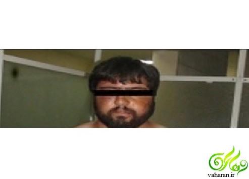 تجاوز شیطان خرابه ها به دانش آموزان پسر در تهران + عکس متجاوز