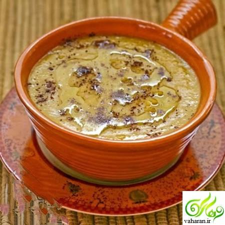 طرز تهیه سوپ نخود مدیترانه ای به دو روش مختلف