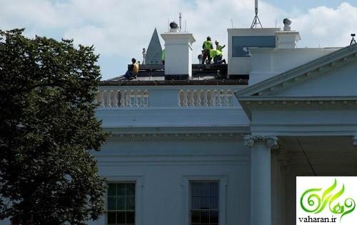 بازسازی کاخ سفید توسط ترامپ,عکس های بازسازی کاخ سفید توسط ترامپ,تصاویر بازسازی کاخ سفید توسط ترامپ,بازسازی کاخ سفید,بازسازی کاخ سفید سال 2017
