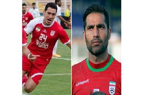 چاقو کشی امیرحسین صادقی و فرزاد حاتمی در هتل المپیک + جزئیات