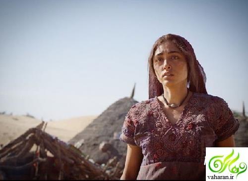 گلشیفته فراهانی در فیلم آواز عقربها و همبازی شدن با عرفان خان