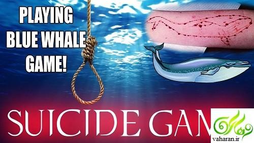 بازی نهنگ آبی چیست + مراحل بازی نهنگ آبی blue whale