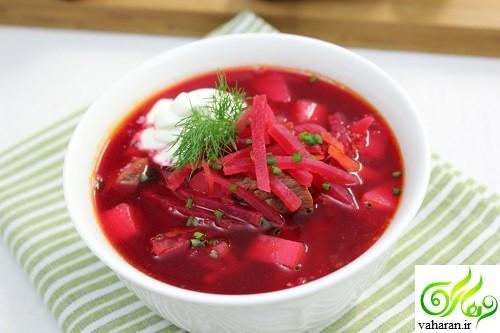طرز تهیه سوپ برش روسی به پنج روش مختلف
