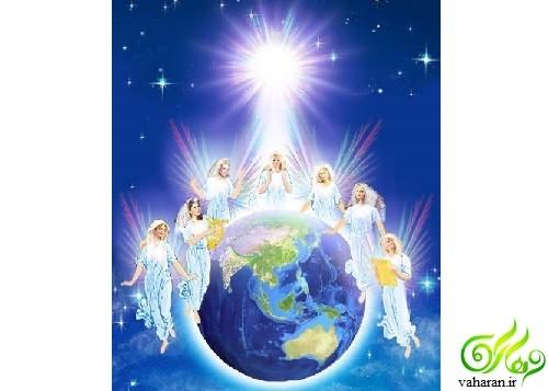 فال فرشتگان هفتگی از 26 بهمن تا 2 اسفند 96